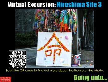 Sensei-tional Virtual Excursion: Hiroshima in Japan - Sample