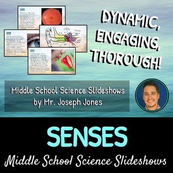 Senses: A Life Sciences Slideshow!
