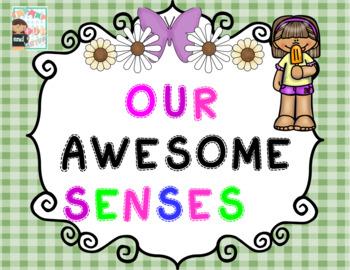 Senses Literacy Unit