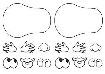 photo relating to Mr Potato Head Printable known as Mr Potato Brain Printable Worksheets Instructors Shell out Instructors