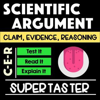 Sense of Taste Scientific Argument