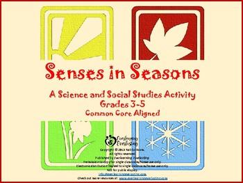 Senses in Seasons: A Science/Social Studies Activity
