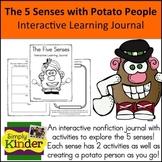 Five Senses with Potato People