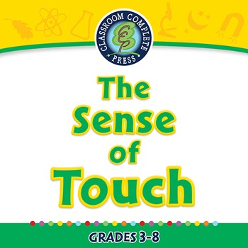 Senses,Nervous & Respiratory Systems: The Sense of Touch -
