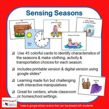 Sensing Seasons