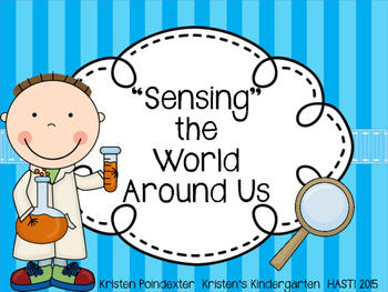 """Sensing"" the World Around Us HASTI 2015"