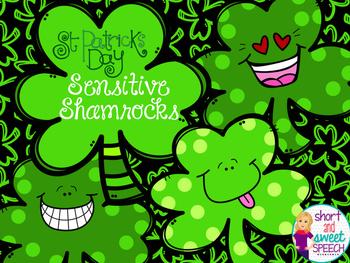 Sensitive Shamrocks: St. Patty's Day Pragmatics FREEBIE
