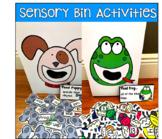Sensory Bin Activities Bundle
