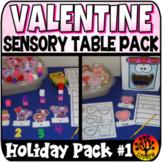 Sensory Bin Activities Valentine's Day Sensory Table Cente