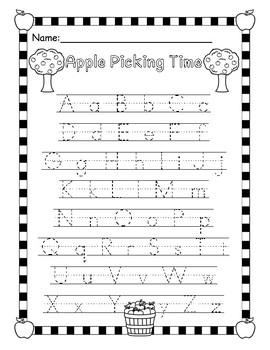 ABC Sorting-Apple Picking