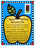 ABC Sorting-Apple Picking