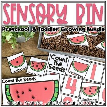 Sensory Bin GROWING BUNDLE