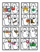 Beginning Sounds-Ghostly Houses