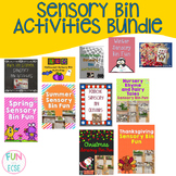 Sensory Bin Growing Bundle Activities
