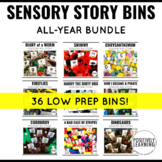 Sensory Bin Stories BUNDLE