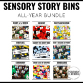 Sensory Bins Activities (Special Ed, Autism)