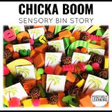 Sensory Bin Stories Chicka Chicka Boom Boom