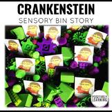 Sensory Bin Stories Crankenstein