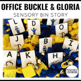 Sensory Bin Stories Officer Buckle and Gloria