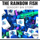 Sensory Bin Stories The Rainbow Fish