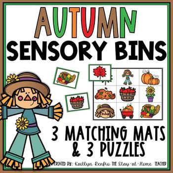 Sensory Bins for September
