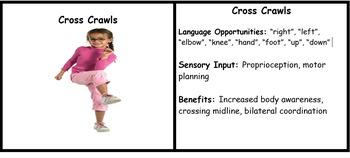 Sensory Break Activity Cards