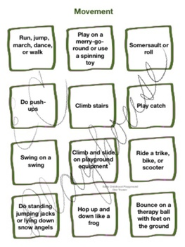 picture about Break Cards for Students Printable identified as Sensory Split Playing cards Editable and Printable