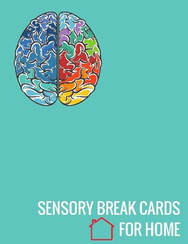 Sensory Break Cards for the Home