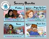 Sensory Bundle - Animated Step-by-Step Craft - SymbolStix