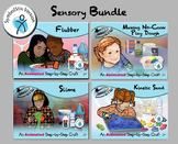 Sensory Bundle - Animated Step-by-Step Craft - SymbolStix