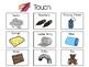 Sensory Centers...Visual Symbols, Center Activities, Labels