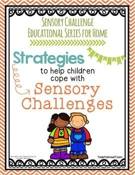 Sensory Challenge Educational Series for Home