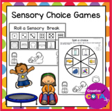 Occupational Therapy Sensory Choice Movement Game