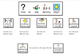 Sensory Days PowerPoint PMLD, Early Years, Autism Morning Circle, Widgit Visuals