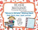 Sensory Details Helping Hand