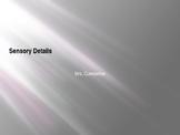 Sensory Details PPT