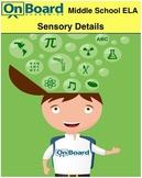 Sensory Details in Descriptive Language-Interactive Lesson