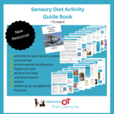 Sensory Diet Activity Guide Book