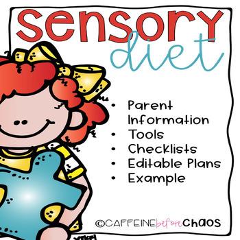 Sensory Diet Planning Guide
