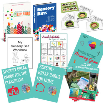 Sensory Essentials Collection - Your Digital Library for All Things Sensory
