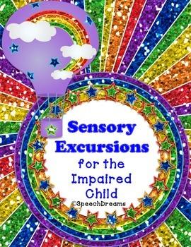 Autism Multiple Disabilities Sensory Lesson Plans Part 1