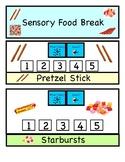 Sensory Food Break For Oral Motor Input (Speech, Autism, OT)