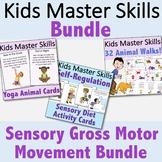 Sensory Gross Motor Movement Bundle