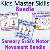 Sensory Gross Motor Movement Bundle