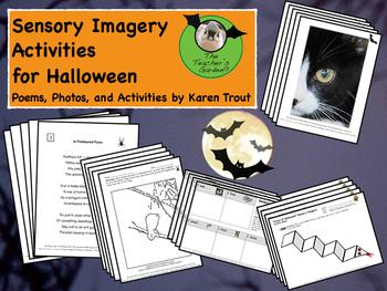 Sensory Imagery Activities for Halloween