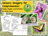 Sensory Imagery for Comprehension - Poems, Photos, and Activities
