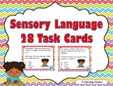Sensory Language Task Cards