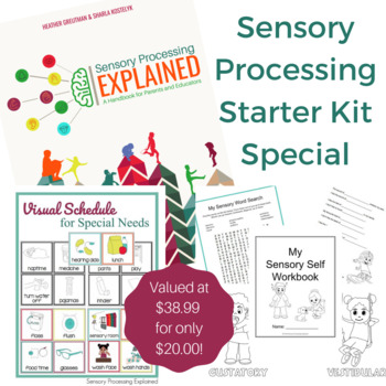 Sensory Processing Starter Kit
