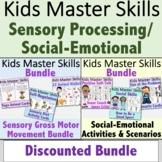 Sensory Processing and Social-Emotional MEGA BUNDLE