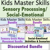 Sensory Processing and Social-Emotional MEGA BUNDLE